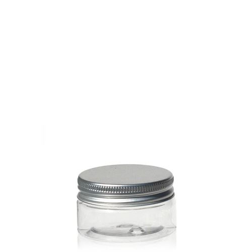 "25ml PET-burk ""Bella Mia Mini"", aluminium"