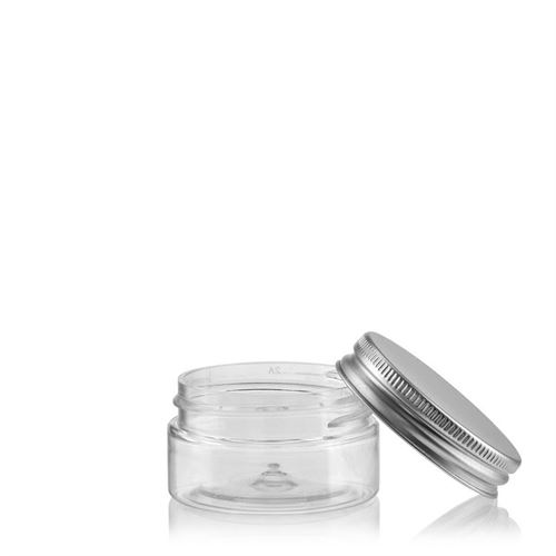 "25ml PET-dåse ""Bella Mia Mini"", aluminium"