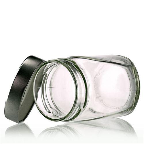 "300ml decorative jar ""Nature"""