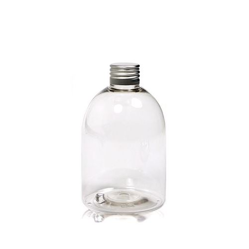"300ml PET bottle ""Alexa"" Aluminium Screw Cap"