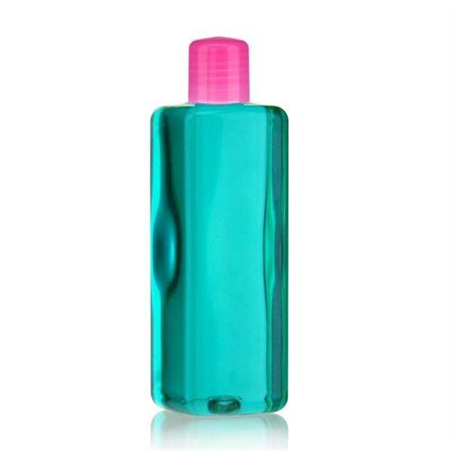 """300ml PET-flaske """"Karl"""" lyserød med sprøjteindsats"""