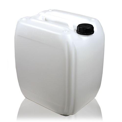 30 Liter naturfarbener Kanister mit UN Zulassung