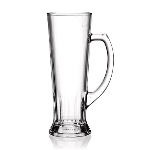 300ml chope de bière trapèze (RASTAL)