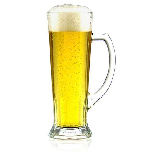 "300ml ølkrus i glas ""Trapez"" (Rastal)"
