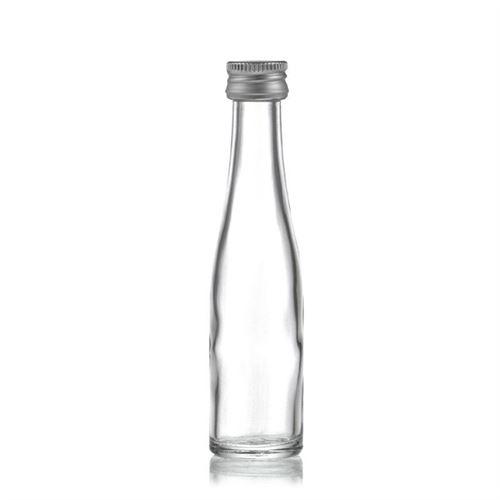 "30ml Bottiglia in vetro chiaro ""Eddy"""