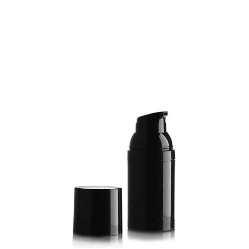 "30ml Airless Dispenser ""Beautiful Black"""