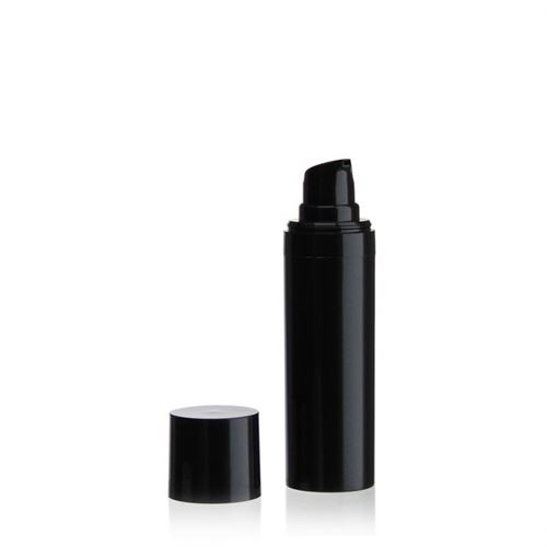 "30ml Airless Dispenser MICRO ""Beautiful Black"""