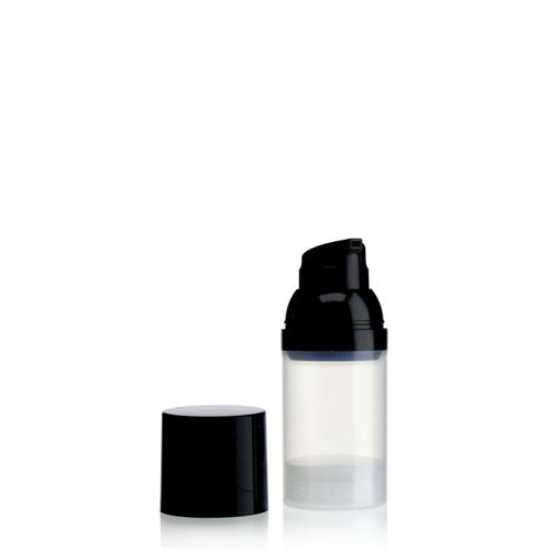 30ml Airless Dispenser natural/black