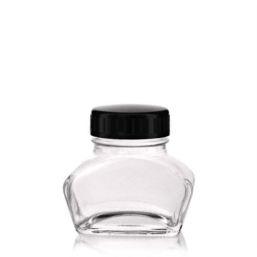 30ml decoratief glas