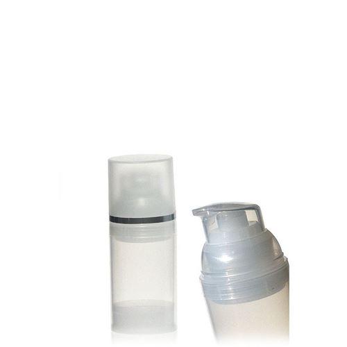 "30ml dispenser ""Airless"" - Silver Line"
