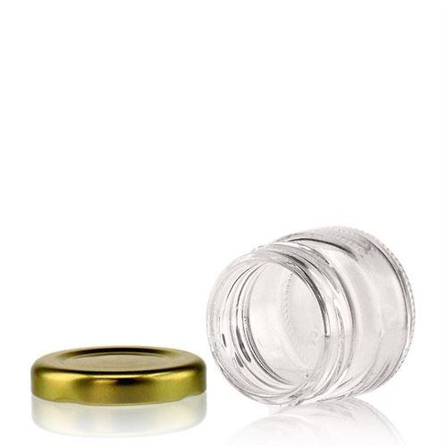 30ml ronde pot met Twist Off 43