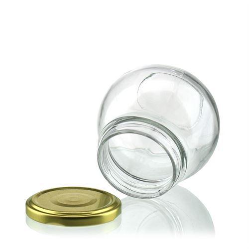"314ml spherical glass ""Balla"""