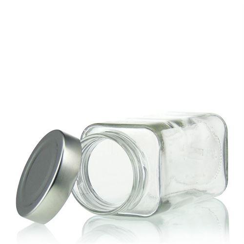 "314ml vasetto in vetro designer rettangolare ""Funny"""