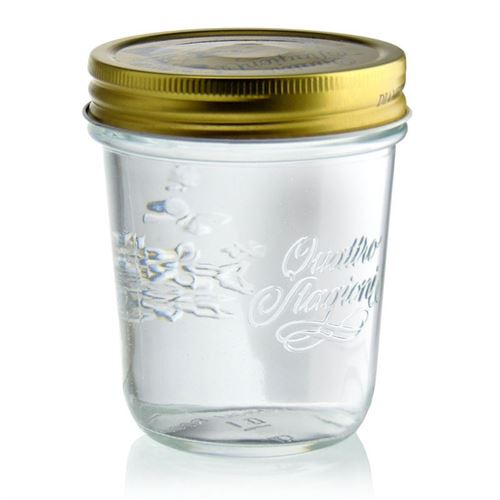 """320ml decoratief glas """"Best Summer"""""""