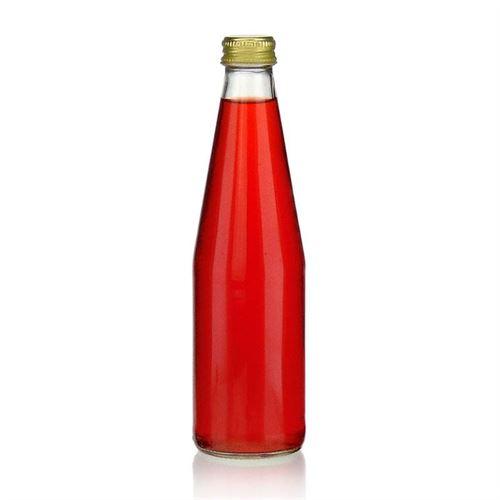 330ml klare Universalflasche