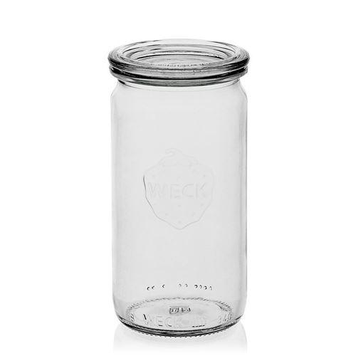 340ml WECK Zylinderglas