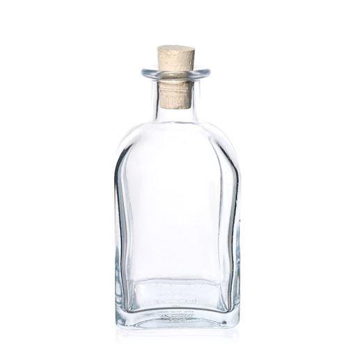 "350ml Klarglasflasche ""Apo Carree"""