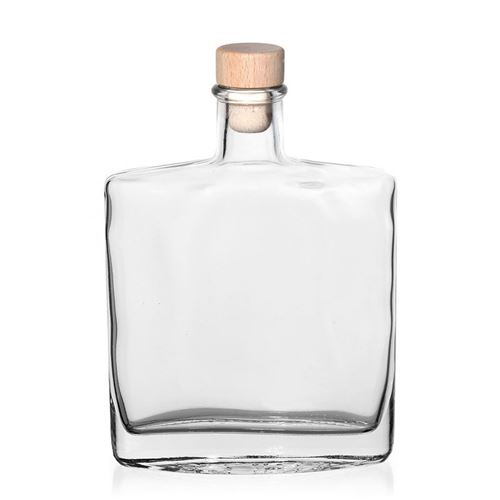 "350ml Klarglasflasche ""Zorbas"""