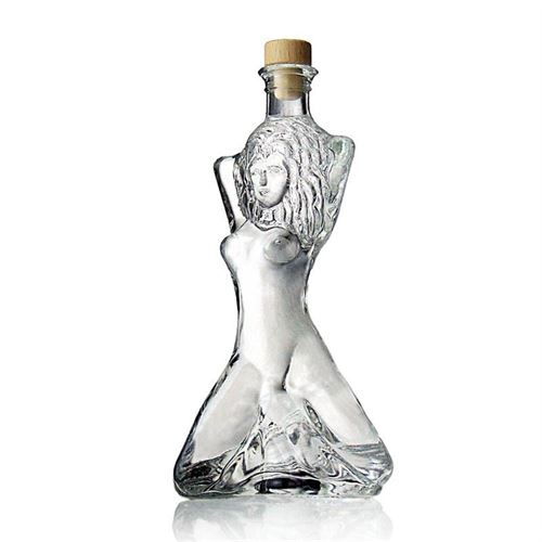 "350ml Klarglasflasche ""Sexy Hexxi"""
