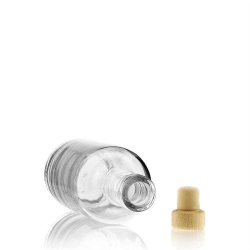 """350ml bouteille en verre clair """"Linea Uno"""""""