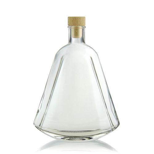 """350ml bouteille en verre claire """"Maurizio"""""""