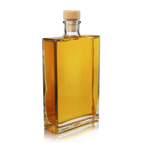 "350ml bouteille verre clair ""Julia"""