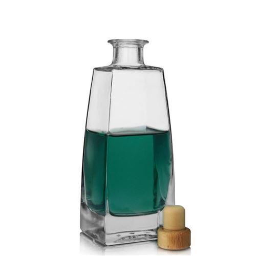 "350ml bouteille verre clair ""Timmy"""