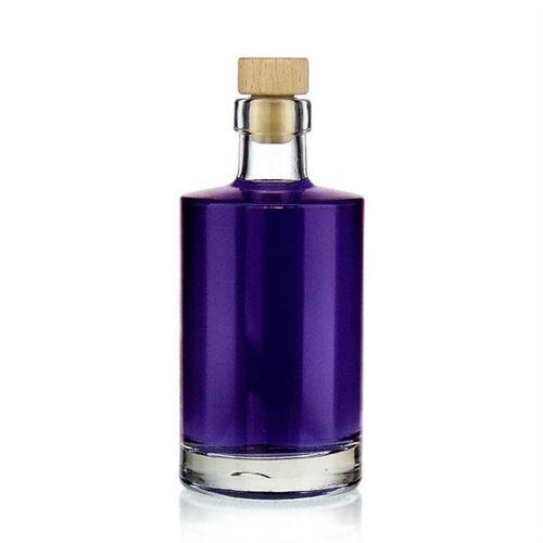 "350ml flaske i klart glas ""Aventura"""