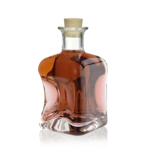 "350ml flaske i klart glas ""Dublin"""