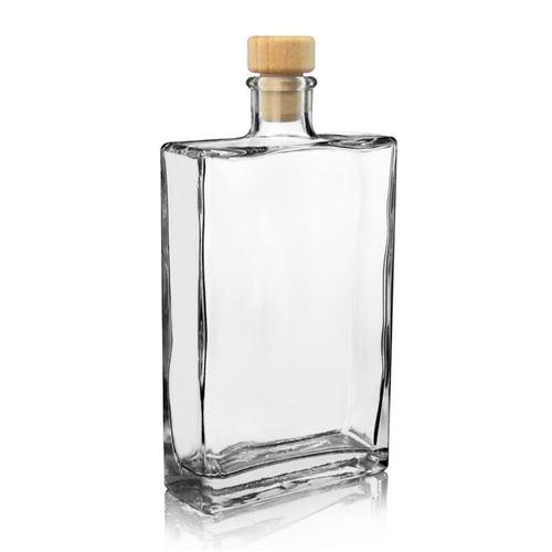 "350ml flaske i klart glas ""Julia"""