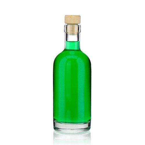 "350ml flaske i klart glas ""Linea Uno"""