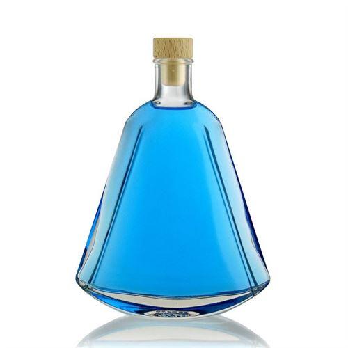 "350ml flaske i klart glas ""Maurizio"""