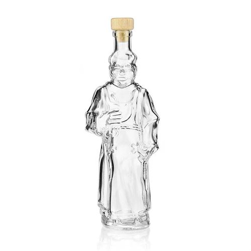 "350ml glazen fles ""Monnik"""