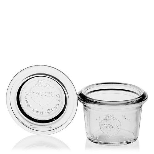 35ml WECK Mini-Sturzglas