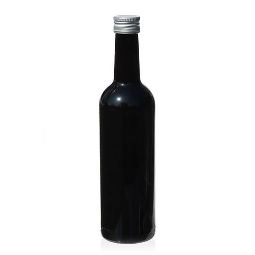 "375ml black Bordeaux bottle ""Blacky"""