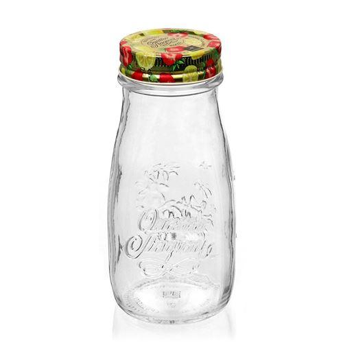 """400ml Bottiglia universale a collo largo """"Tutti Frutti"""""""
