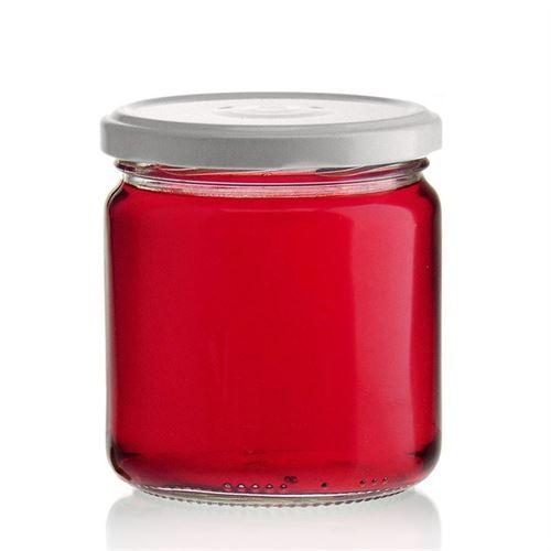 405ml voorraad glazen pot met Twist Off 82