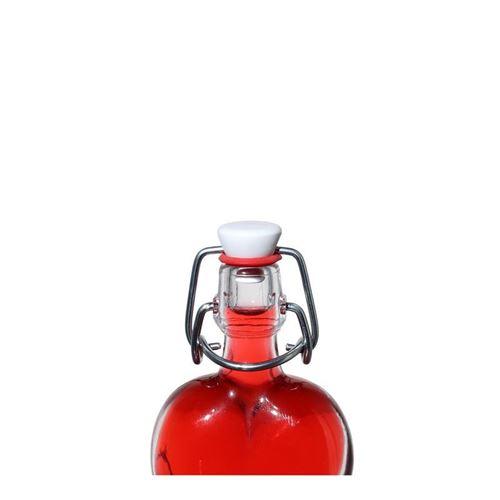 """40ml Bügelverschlussflasche """"Herz"""""""