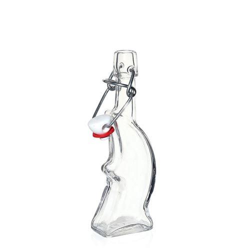 """40ml Bügelverschlussflasche """"Mond"""""""