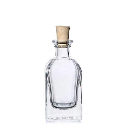 "40ml Klarglasflasche ""Apo Carree"""