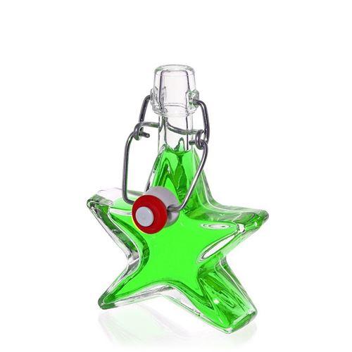 "40ml Miniaturflasche ""Stern"""