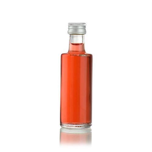 "40ml botella de vidrio transparente ""Melissa"""