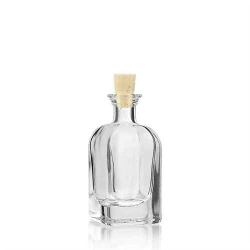 "40ml clear glass bottle ""Apo Carree"""