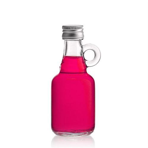 "40ml flaske med skruelåg ""Santos"""