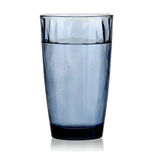 """470ml Trinkglas """"Ocean Blue"""""""