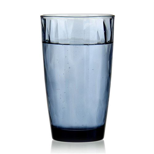 "470ml drikkeglas ""Ocean Blue"""