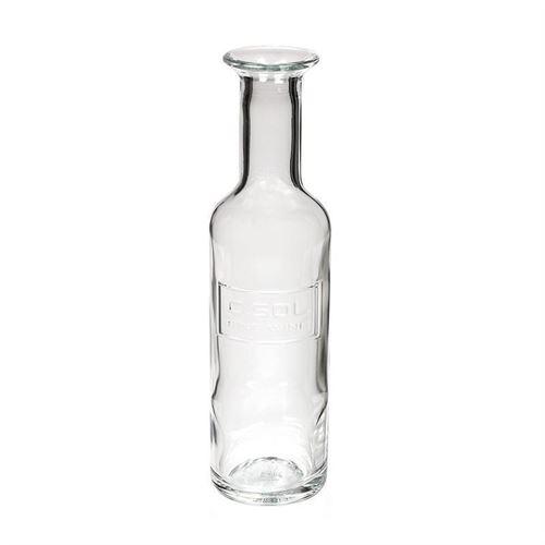 """500ml Bottiglia in vetro chiaro """"Optima Fine Wine"""""""