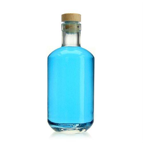 """500ml Bottiglia in vetro chiaro """"Vienna"""""""