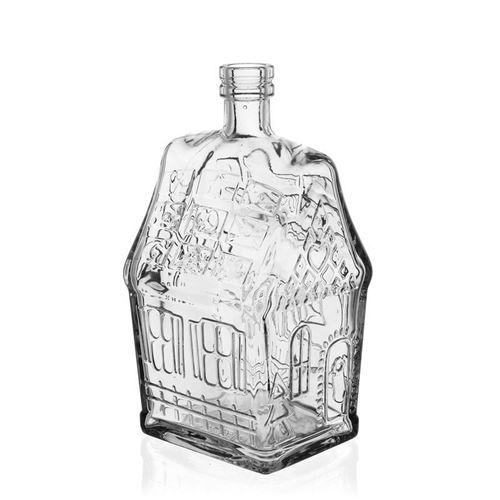 "500ml Flasche ""Lebkuchenhaus"""