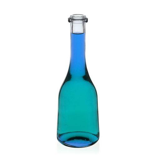 "500ml Klarglasflasche ""Rustica"""